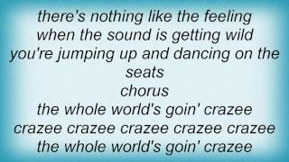 Slade - The Whole World's Goin' Crazee Lyrics