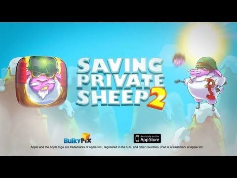 Video of Saving Private Sheep 2