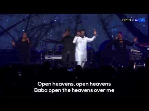 Sonnie Badu  At Open Heavens 2017 Toronto - BABA
