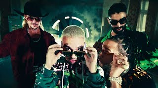 Major Lazer, J Balvin, El Alfa - Que Calor