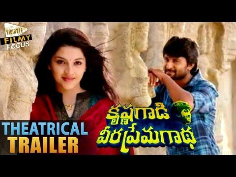 Krishna Gaadi Veera Prema Gaadha Theatrical Trailer