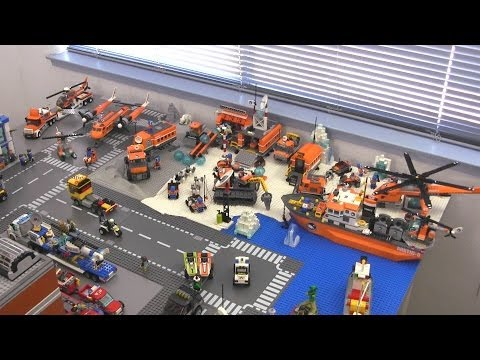 OLD Video! Updates on my channel! LEGO city