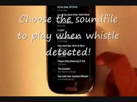 Vídeo do Whistle & Find - Phone Finder