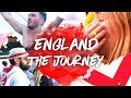 """ENGLAND: THE JOURNEY 