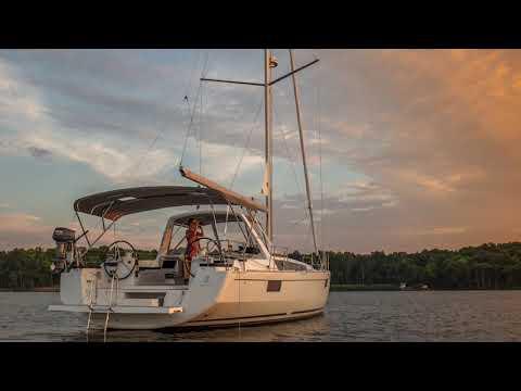 Beneteau Oceanis 48 video