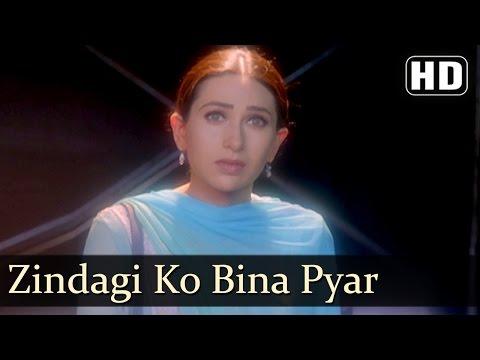 Zindagi Ko Bina Pyar   Haan Maine Bhi Pyaar Kiya   Akshay Kumar   Karishma Kapoor  Abhishek Bachchan