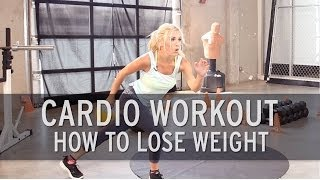 XHIT - Cardio Workout: How to Lose Weight