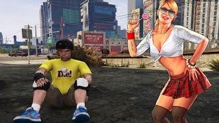 GTA 5 - Идиот в Лос-Сантосе