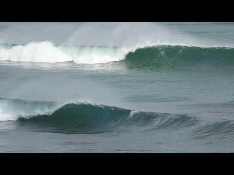 Epic Waves At Balangan