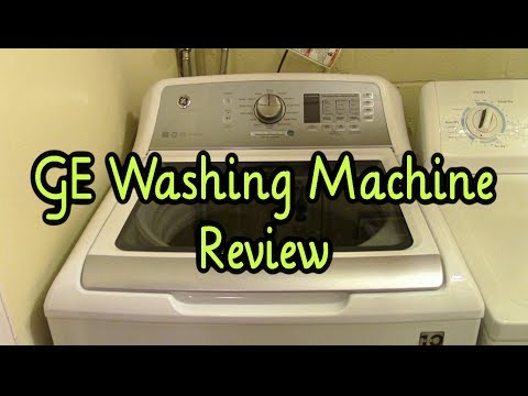 GE GTW685BSLWS HE top Loading Washing Machine Review