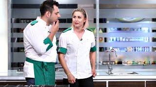 Daniel Budai și Irina Onescu sunt eliminați! Gestul făcut de chef Sorin Bontea pentru Bobi