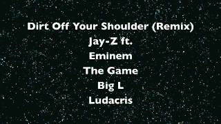 Jay-Z - Dirt Off Your Shoulder Song Video