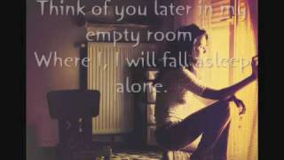 Every Avenue - Think Of You Later (Empty Room)
