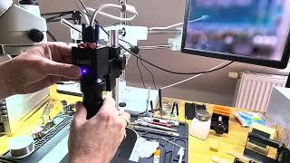 Microscop Control Camera