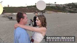Redondo Beach Engagement Session | Behind The Scenes @ Sunset