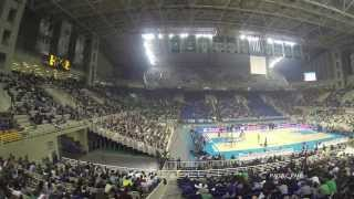 PAO BC FANS @ OAKA [vs Lietuvos Rytas]