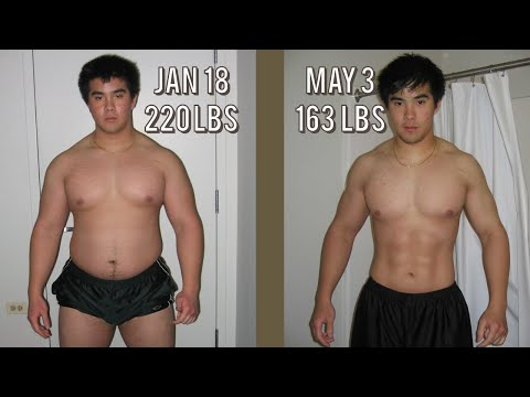 Video HOW I LOST 60 POUNDS IN 16 WEEKS! (MY WEIGHT LOSS TRANSFORMATION!)