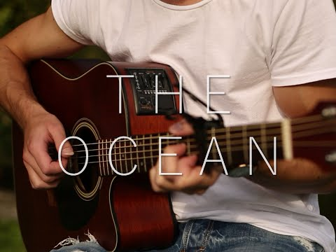 (Mike Perry ft. Shy Martin) The Ocean - Fingerstyle Guitar Cover (with TABS)