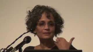 Arundhati Roy: Race, Caste   Ambedkar V. Gandhi