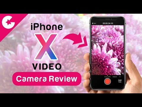 iPhone X Video Camera Review [4K] – Best Smartphone Video Camera??