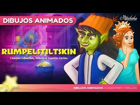 Rumpelstiltskin cuentos infantiles para dormir & animados