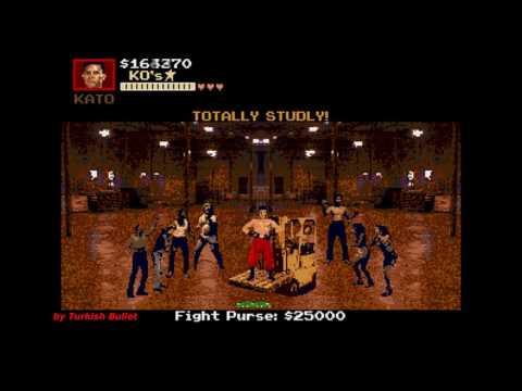 Pit-Fighter (Sega Mega Drive / Genesis) - (Longplay - Kato)