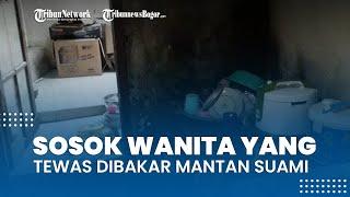 Sosok Wanita di Bogor yang Tewas di Tangan Mantan Suami, Kondisi Tubuh Memilukan setelah Dibakar