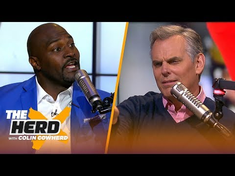 Marcellus Wiley weighs in on Steelers drama, Cowboys' free agency & upcoming draft   NFL   THE HERD