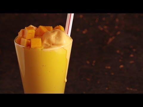 Video Mango Juice Recipe | How To Make Mango Juice | Summer Special Juice | OraMango Mastani at Joules
