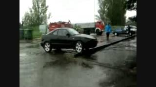 preview picture of video 'Powódź Jasło 4 - 6 czerwca 2010'