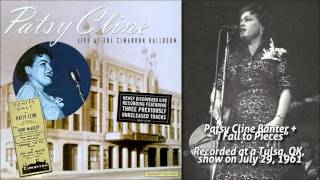 Patsy Cline - Banter + I Fall to Pieces [ Live ]