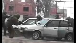 Захват бандитов с их ликвидацией, в Ингушетии   YouTube