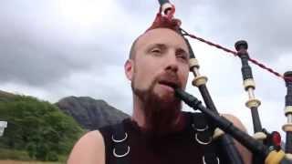 Bagpipe Rock Band