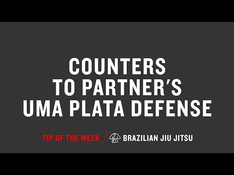 Counters To Partner's Uma Plata Defense