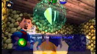 Ocarina of Time Child Dungeons Tutorial