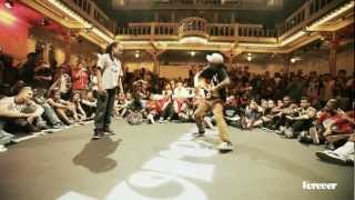Summer Dance Forever 2012, HipHop, Pre-selections round 1