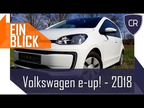 VW e-up! - 2018 - Der perfekte Luxus-Stadtflitzer? Vorstellung, Test & Review