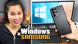 Samsung & Windows: Here's Everything You Can Do!