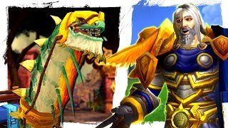 An Unexpected Revamp, WoW's Best Mount EVER, Epic New Animations   WoW: Battle for Azeroth