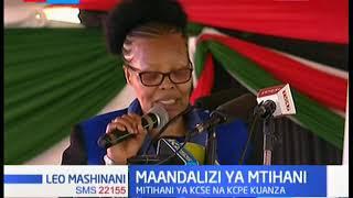 Prof. Magoha waziri wa elimu atarajiwa kuzungumzia maandalizi ya mitihani ya KCSE na KCPE