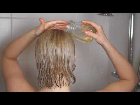 Directions for use: Flow Natural Hair Rinse