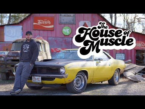 Ratty Muscle Cars - The House Of Muscle Ep. 8