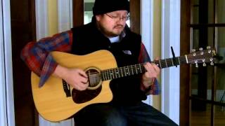 Windmills (Glen Phillips/Toad the Wet Sprocket Acoustic Cover) - Kevin Pierce