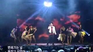 KimDongwan - Secret (김동완-비밀)  @SBS Inkigayo 인기가요 20080511