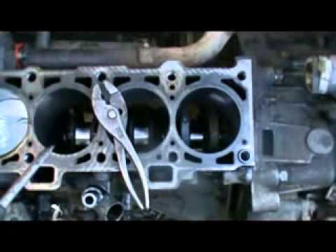 Как собрать двигатель ВАЗ 21083. Сделай Сам!