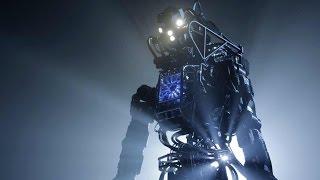 SkyNet. Beginning. Cheerful voice. Atlas,  Boston Dynamics.16+