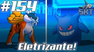 Pokémon Omega Ruby & Alpha Sapphire - Batalha Competitiva #154: Shark VS Cadu | Smogon OU