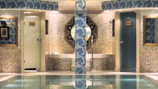 preview picture of video 'Wellness Lugano - Venus Wellness Center - Swiss Diamond Hotel Lugano'