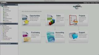 myERP.com - the #1 Cloud ERP for Small Businesses - Online Accounting, CRM, Inventory...