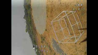 3D Flying Quad FPV @ Los Angeles - unedited feed. Sept 2020